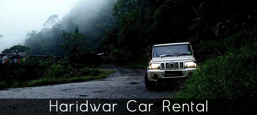 Car Rental in Uttarakhand